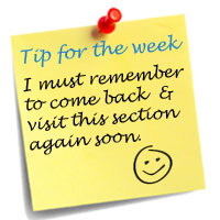 Resume and CV tip of the week from WestJobs